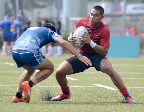 2019 Asia Rugby Men's Sevens Trophy