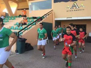 Afghanistan Rugby Federation Get Into Rugby