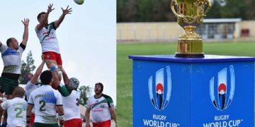 Asia Rugby Championship 2016 Division 2