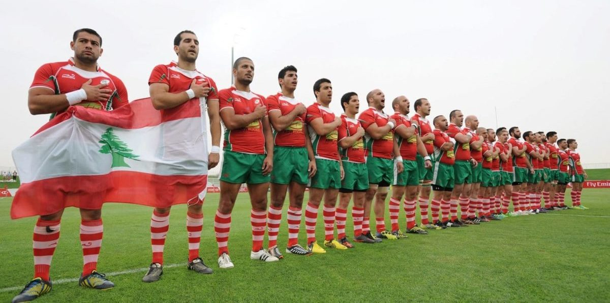 Lebanon Asia Rugby Championship Division 3 West