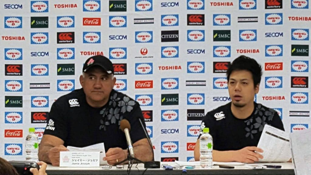 Yutaka Nagare will lead the Brave Blossoms at the Asia Rugby