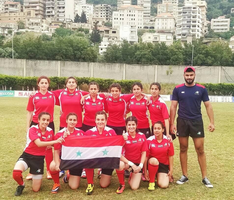 Qatar, Lebanon And Syria Make International Sevens Debuts