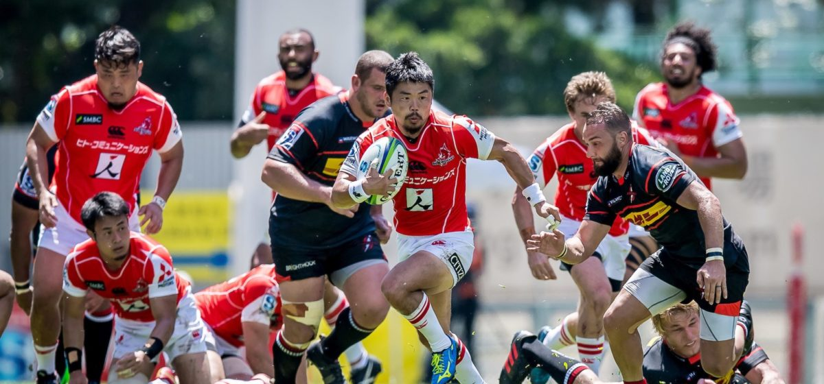 Sunwolves make history with first win away from Tokyo