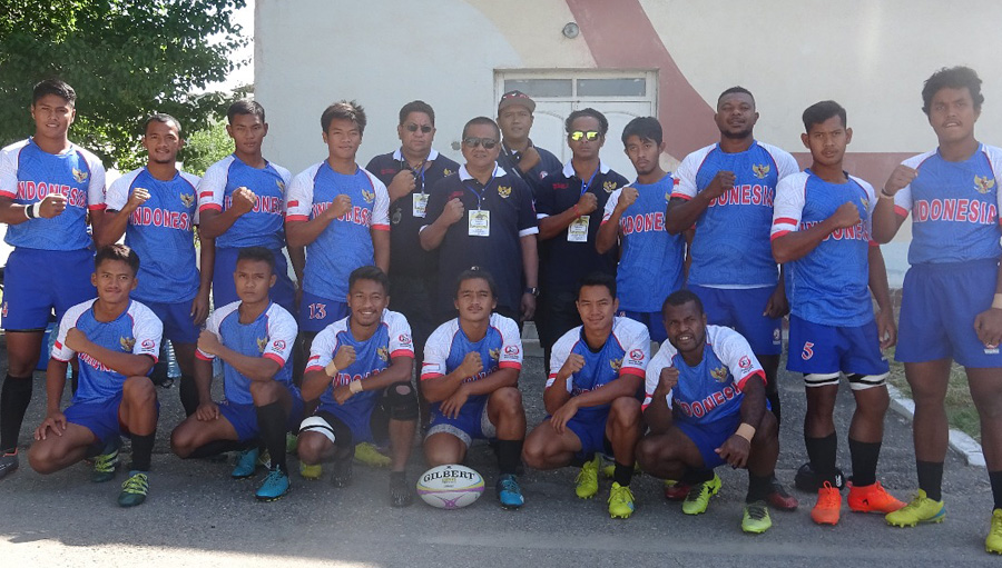 Asia Rugby Sevens Trophy Indonesia 7s