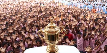 broadcast coverage of Rugby World Cup, Rugby India Get Into Rugby
