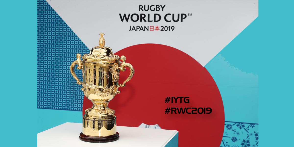 Rugby World Cup 2019 Tickets Are Back