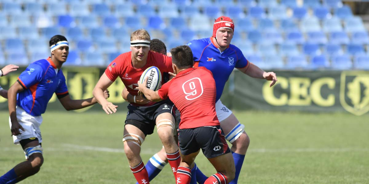 Hong Kong U20s Handed Heavy Loss By Namibia At World Rugby U20 Trophy
