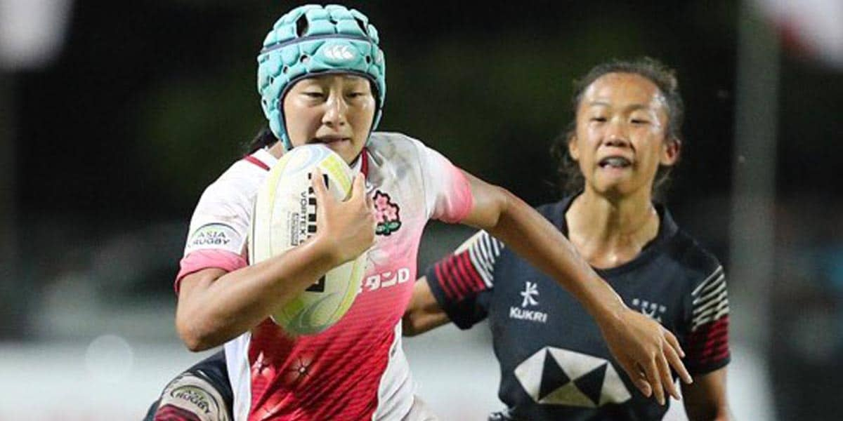 Asia Rugby Sevens Tokyo Olympics