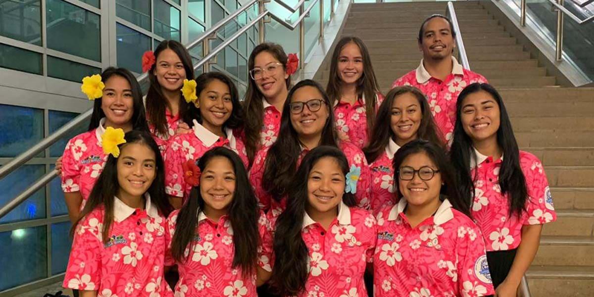 Guam Women's Rugby Sevens
