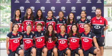 Hong Kong China women's sevens squad